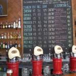 Ramuri Cerveza - Mexican craft beer, downtown Cabo San Lucas.