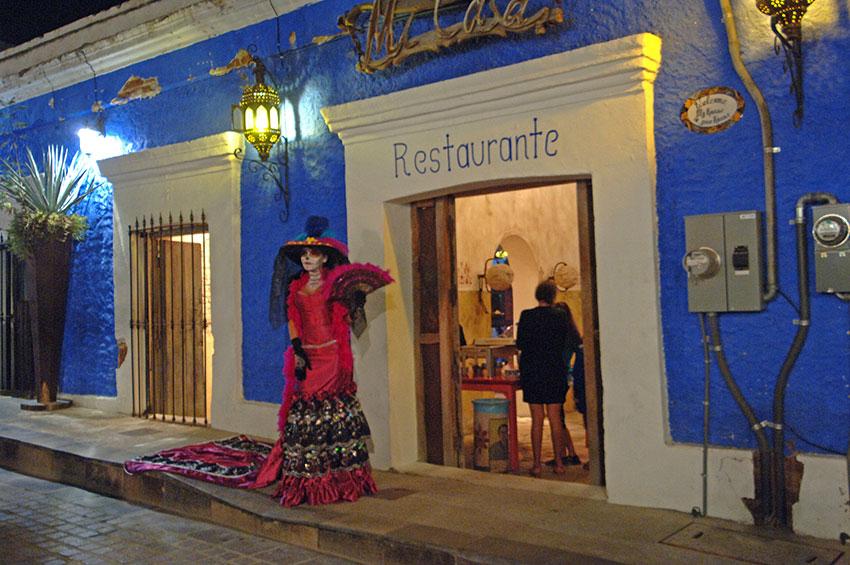 Festival sal y musica san jose del cabo los cabos guide - Restaurante mi casa ...