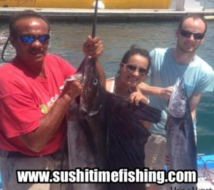sushi time sportfishing