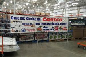 Costco Los Cabos - open October 29, 2014