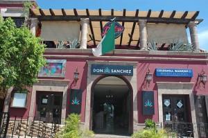 Don Sanchez, San Jose del Cabo, September 30
