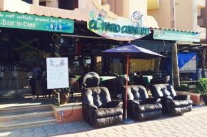 El Patio Choyero, Cabo Marina
