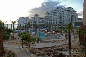 Grand Solmar Resort, October 11.