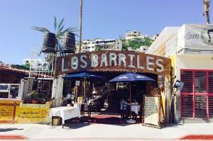 Los Barriles Restaurant Cabo October 17