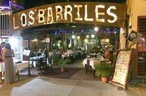 Los Barriles Restaurant Cabo