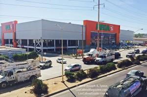 Mega super market Cabo, October 1st