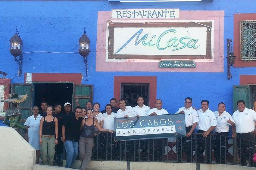 Los cabos demonstrates resiliency following hurricane - Restaurante mi casa ...