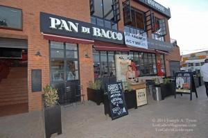 Pan di Bacco downtown Cabo September 30