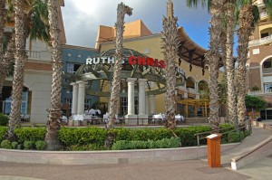 Ruth's Chris Steakhouse Cabo  October 9