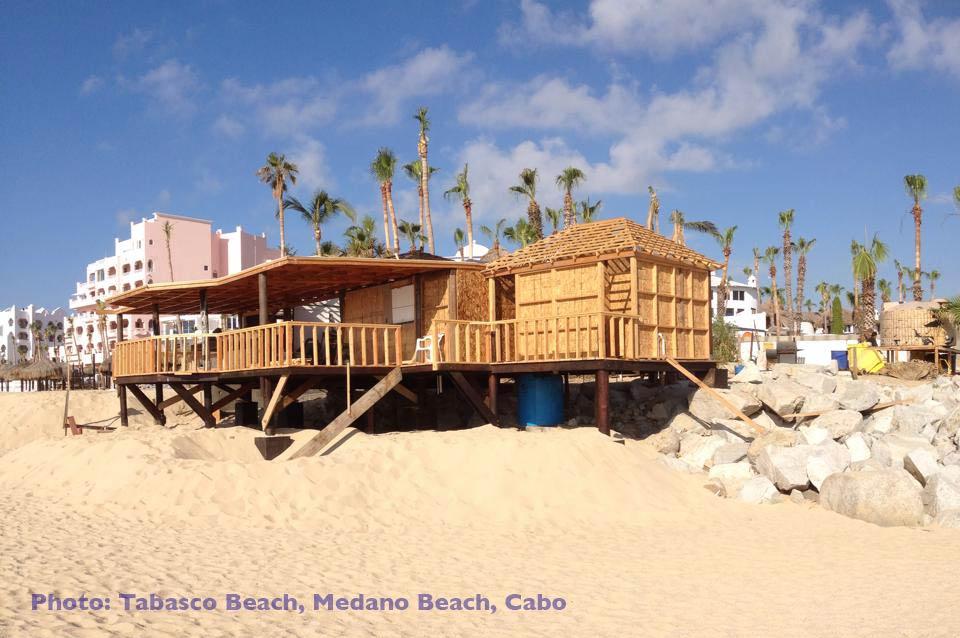 Tabasco Beach Restaurant & Bar, October 31.