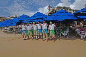 The Office Restaurant Medano Beach Oct 2nd