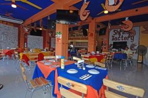 The Shrimp Factory September 27