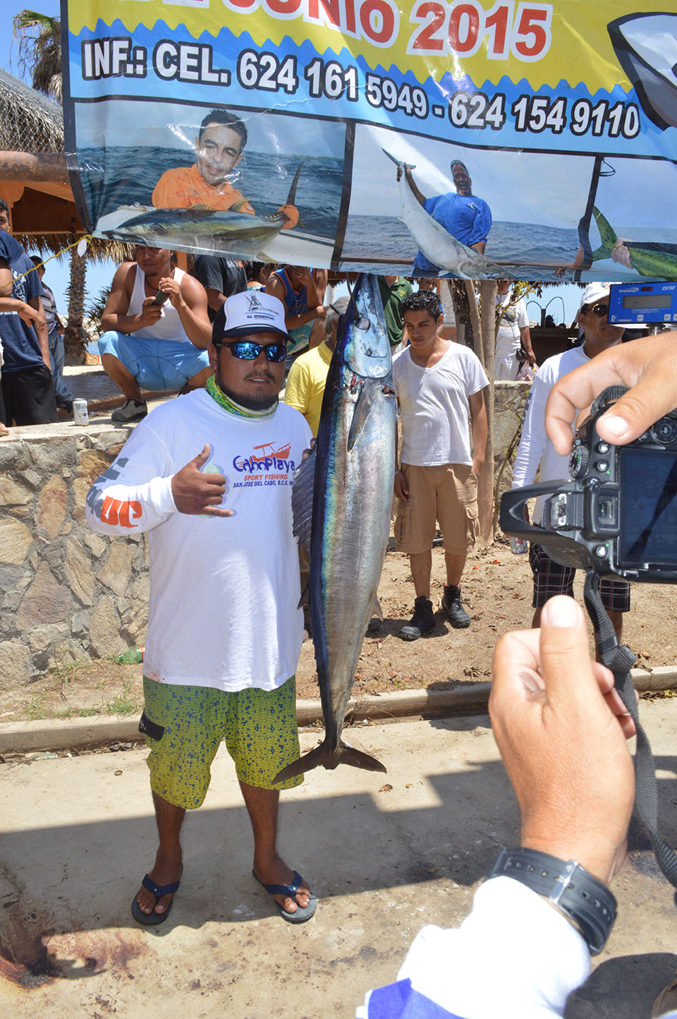 Gordo banks pangas fish report to june 26 2015 cabo for San jose del cabo fishing report