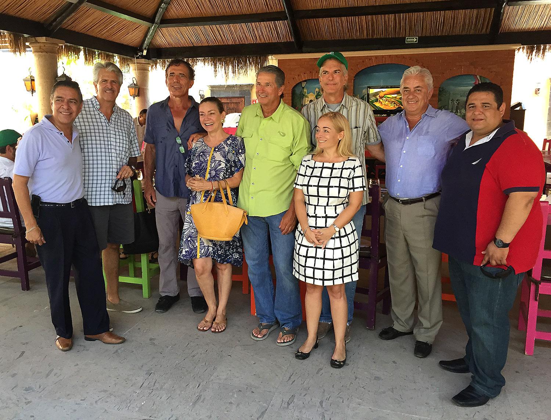 Destination Baja Sur Press Conference
