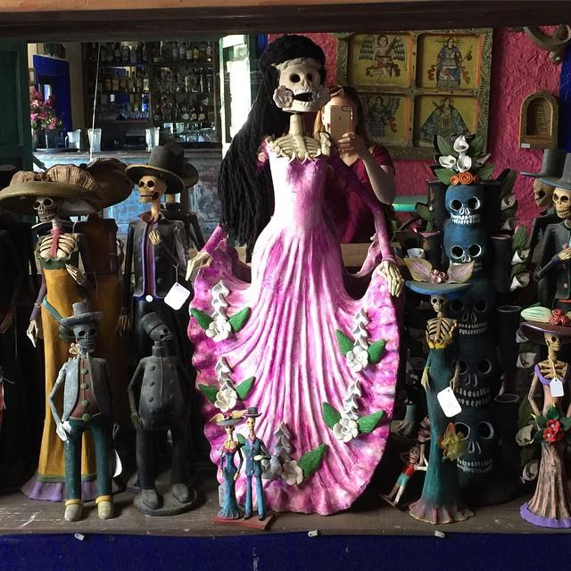 La Calavera Catrina, a character created by famed illustrator José Guadalupe Posada, has become one of the images most commonly associated with the Day of