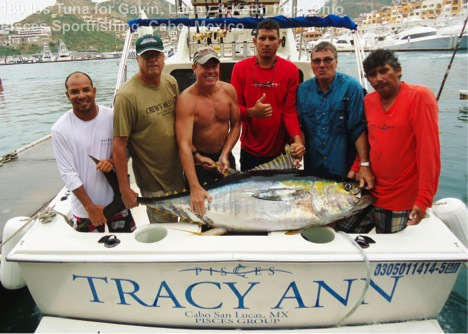 Pisces weekly fish report october 3rd to october 9th 2015 for San jose del cabo fishing report