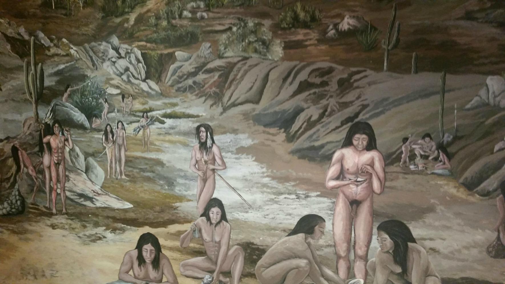 Pericu Mural