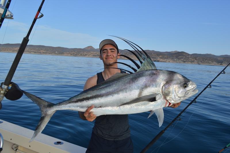 Gordo banks pangas fish report july 15 2016 for San jose del cabo fishing report