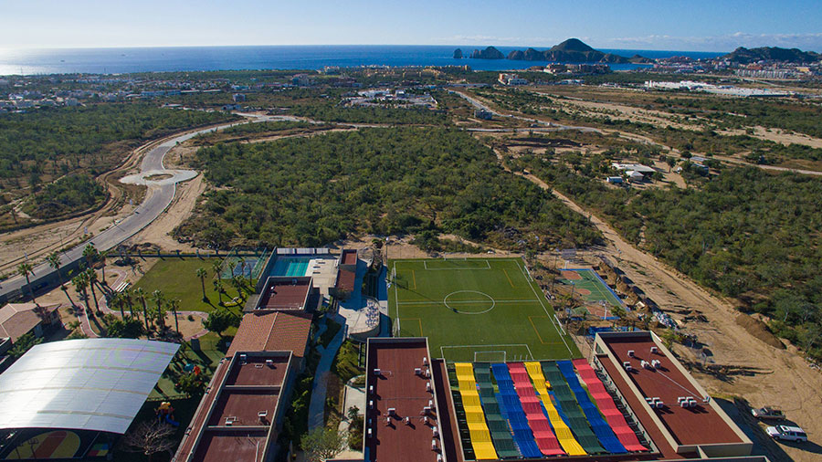 Big-Time Tennis Comes - Los Cabos