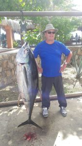 Gordo Banks Pangas Fish Report November 18th 2016