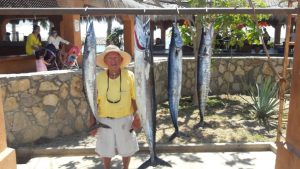 GORDO BANKS PANGAS Fish Report to March 17th, 2017