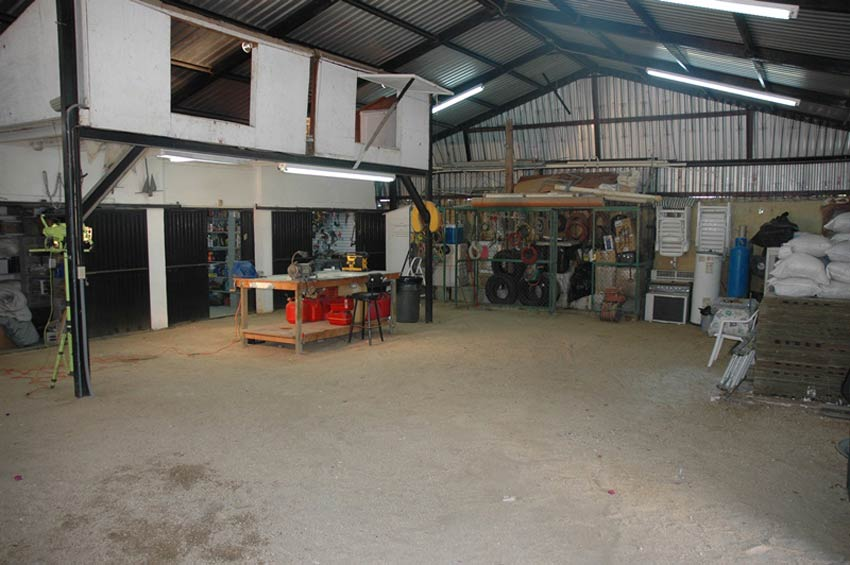 Bodega Warehouse Storage For Sale by Owner Cabo Floyd Cabo
