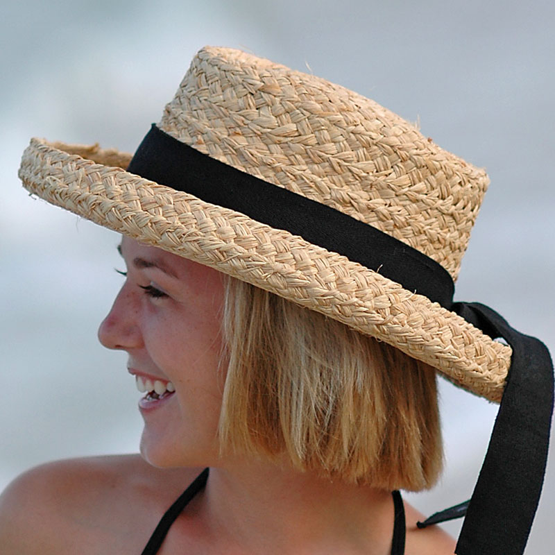 826ba6752b016 erica ryan models a scala hat from cabo hats on location in cabo san lucas