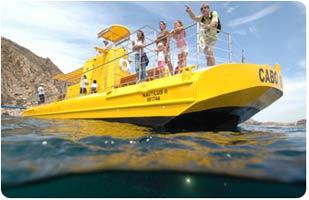 cabo submarine tours - cabo san lucas, mexico
