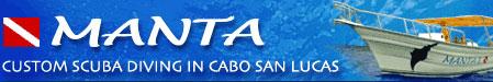 Manta Suba Diving, Cabo San Lucas, Los Cabos, Mexico