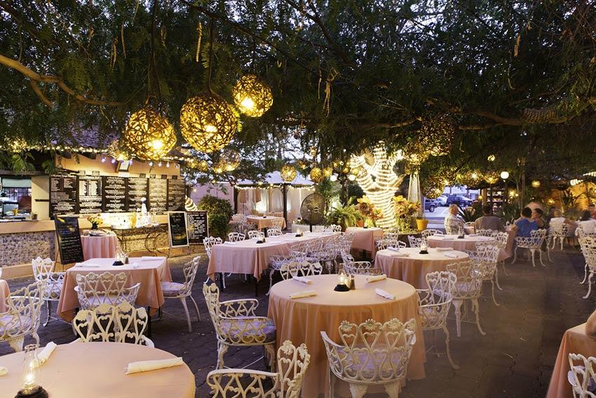La Golondrina Restaurant And Garden Deli Cabo San Lucas