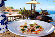 The Major - Catering - Los Cabos, Mexico