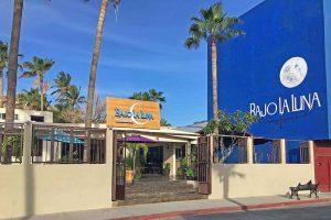 Bajo La Luna Restaurant, downtown Cabo San Lucas dining