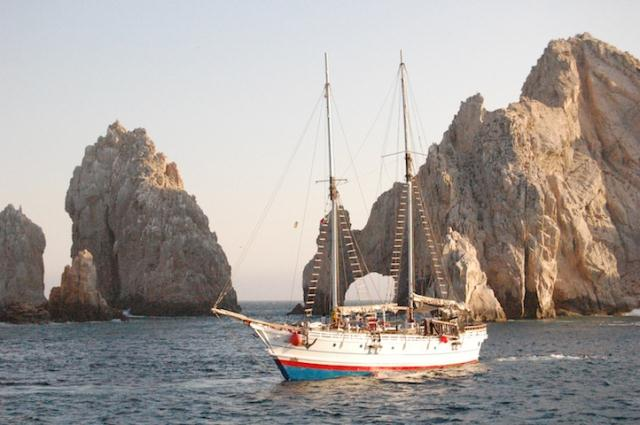 boat cruises: Cabo Legend