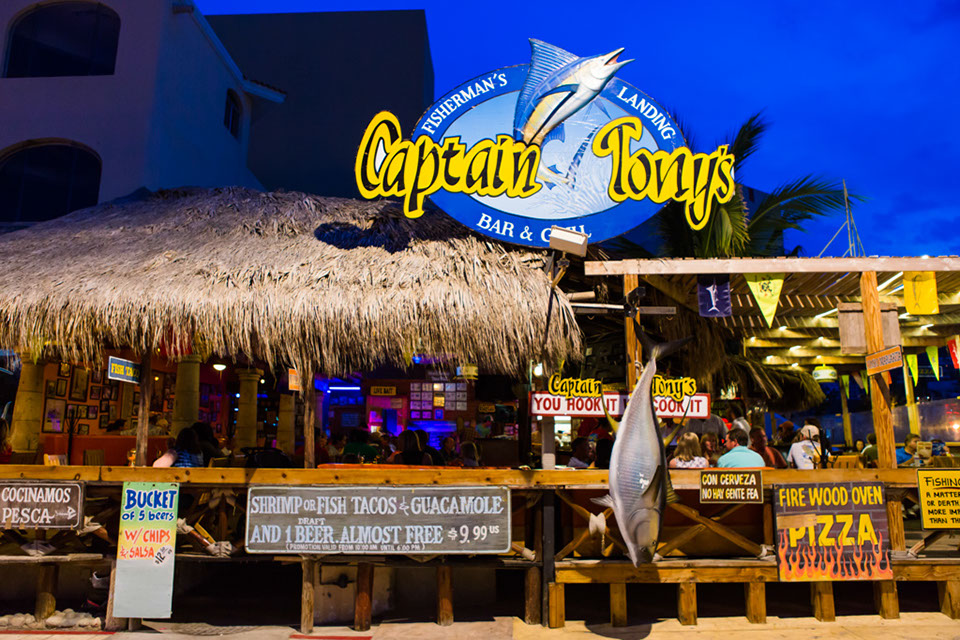 Captain Tony's Bar & Grill