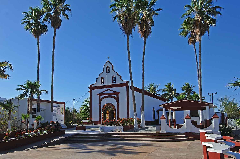 Miraflores Church, East Cape, Baja 2017