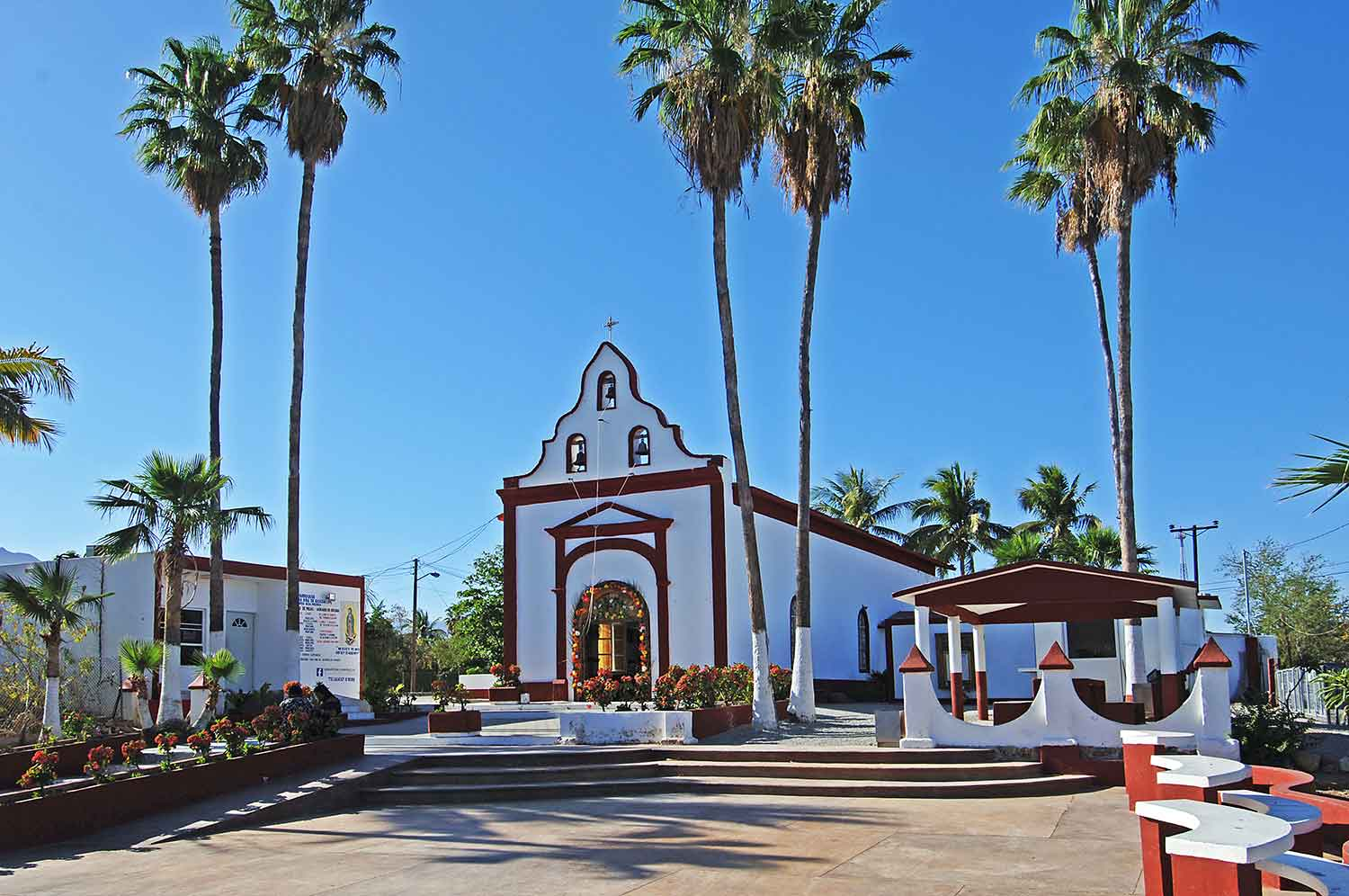 Miraflores Church, East Cape, Baja 2017