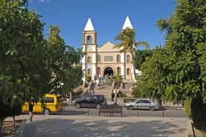 Church, San Jose del Cabo
