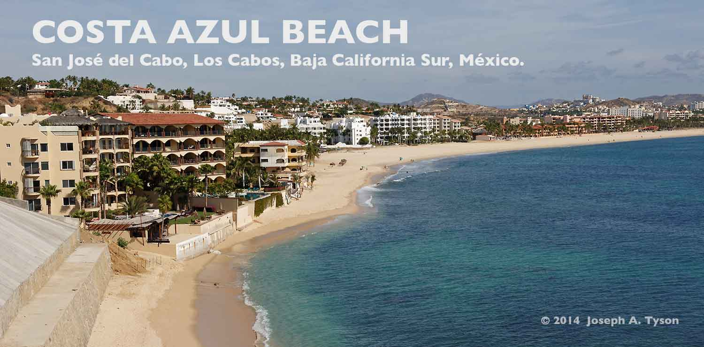 Costa Azul Beach Or Playa
