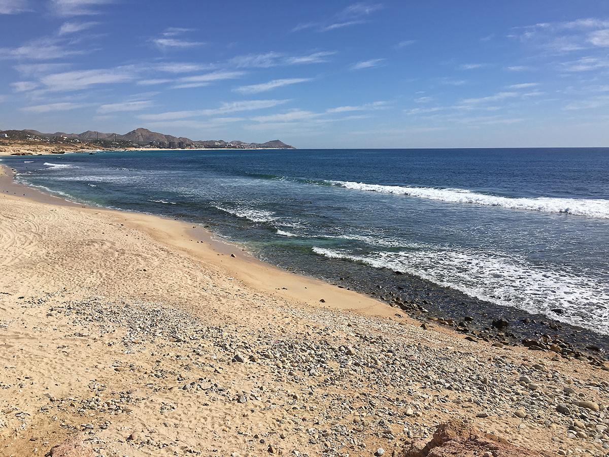 Playa el Tule Beach Cabo San Lucas, 2016