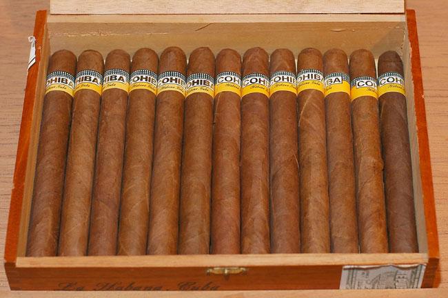 Cigar Shops