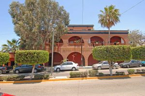 Hotel California Todos Santos, Baja California Sur, 2008