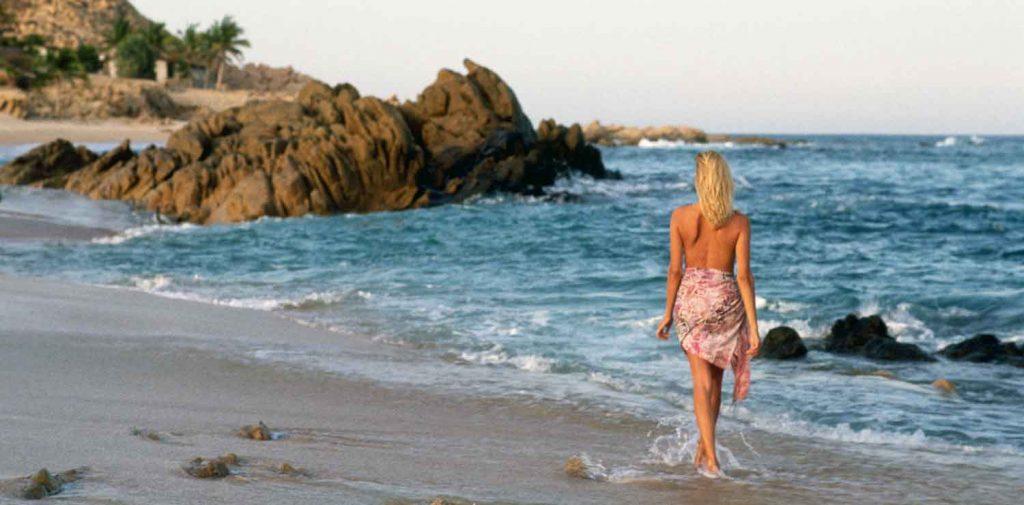 Kim Twin Dolphin or Las Viudas Beach Los Cabos May 1992