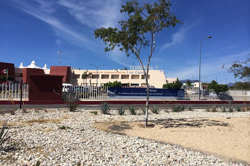 Terminal 1 Los Cabos International Airport, San Jose del Cabo