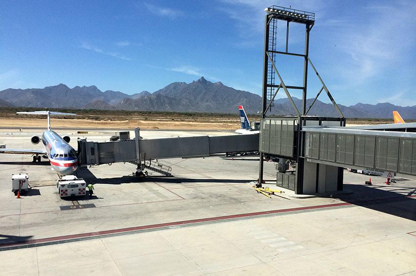 Terminal 2 at Los Cabos International Airport, San Jose del Cabo