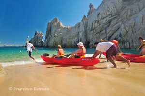 Lover's Beach Cabo San Lucas - Safety in Los Cabos