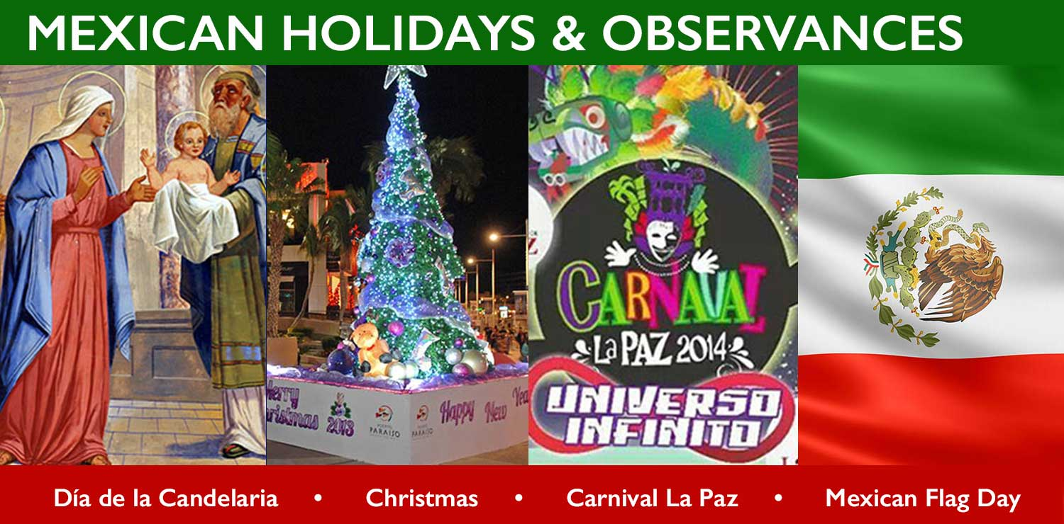 mexican holidays and observances in mexico calendar of celebrations - How Is Christmas Celebrated In Mexico