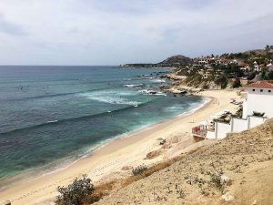 Old Mans Beach Acapulquito Cabo