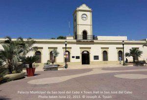Palacio Municipal San Jose del Cabo