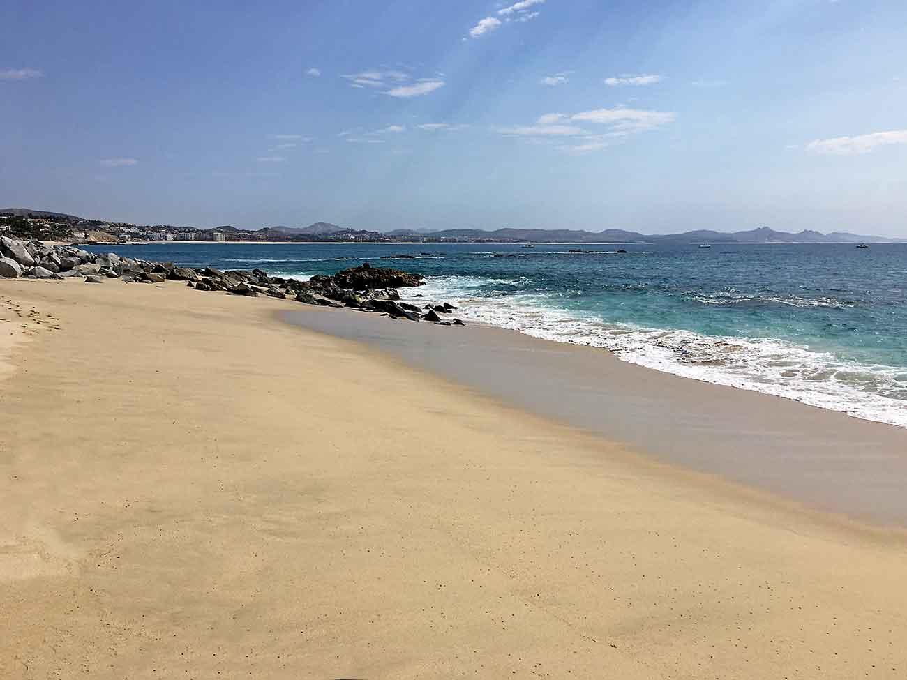 Palmilla Beach Or Playa In San Jose Del Cabo Los Cabos