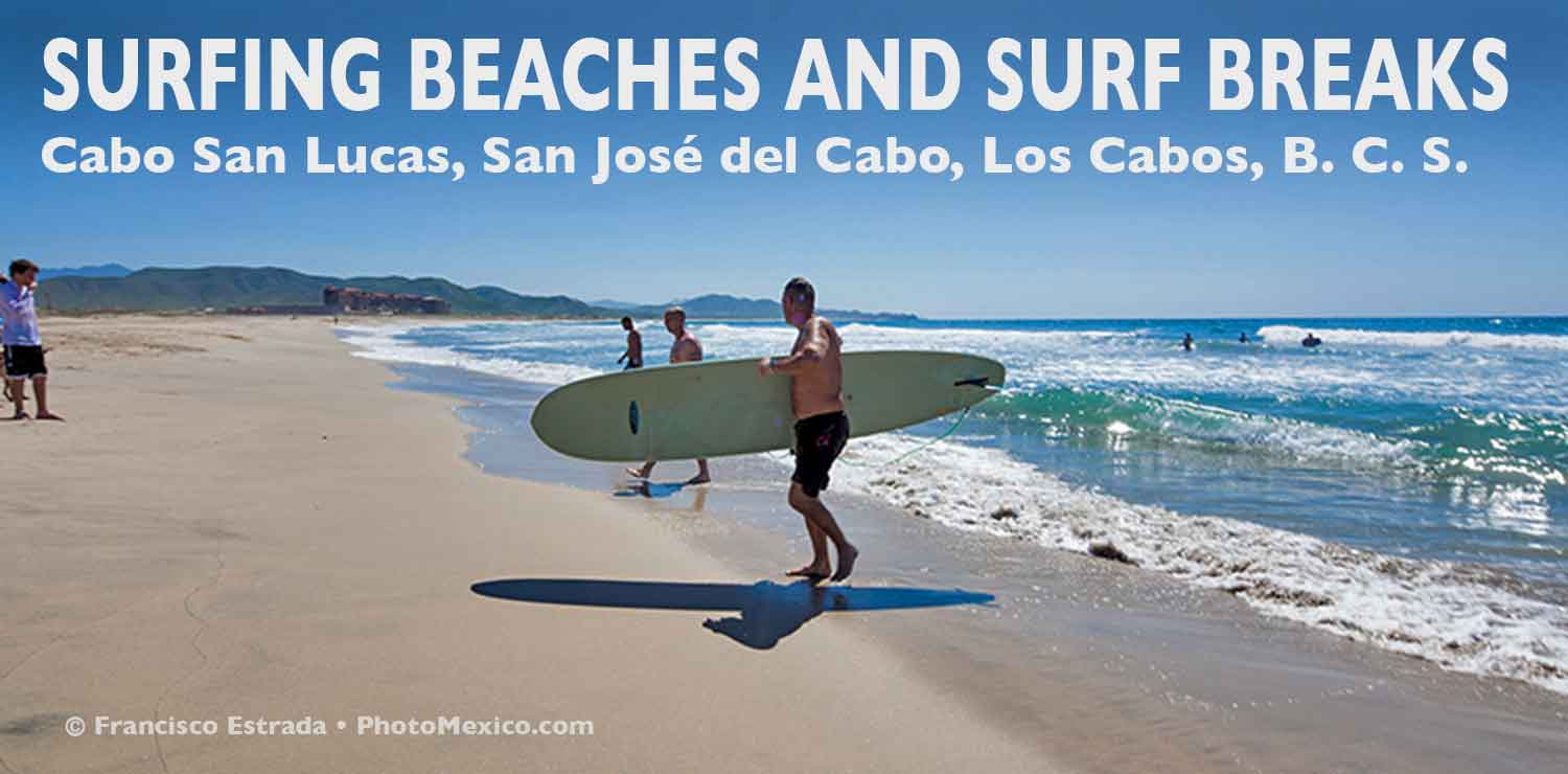 Surfing Beaches and Surf Breaks